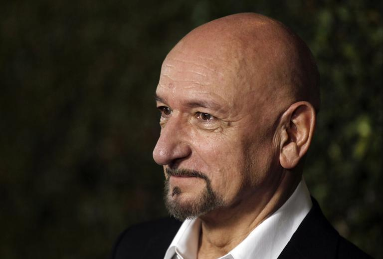 """Actor Ben Kingsley arrives at the premiere of """"Young Adult"""" in Beverly Hills, Calif., Thursday, Dec. 15, 2011. """"Young Adult"""" opens wide in theaters Dec. 16, 2011. (AP)"""