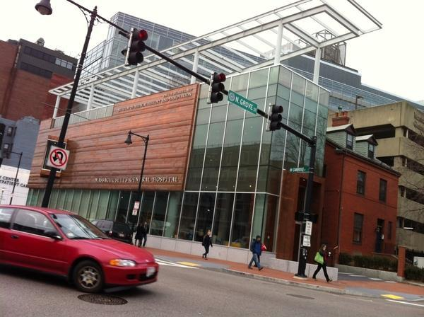 The new museum of medical history and innovation on Cambridge St. in Boston