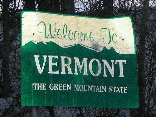 "Vermont moves ahead with its unique, publicly-financed insurance program"" (""Amy the Nurse/flickr)"
