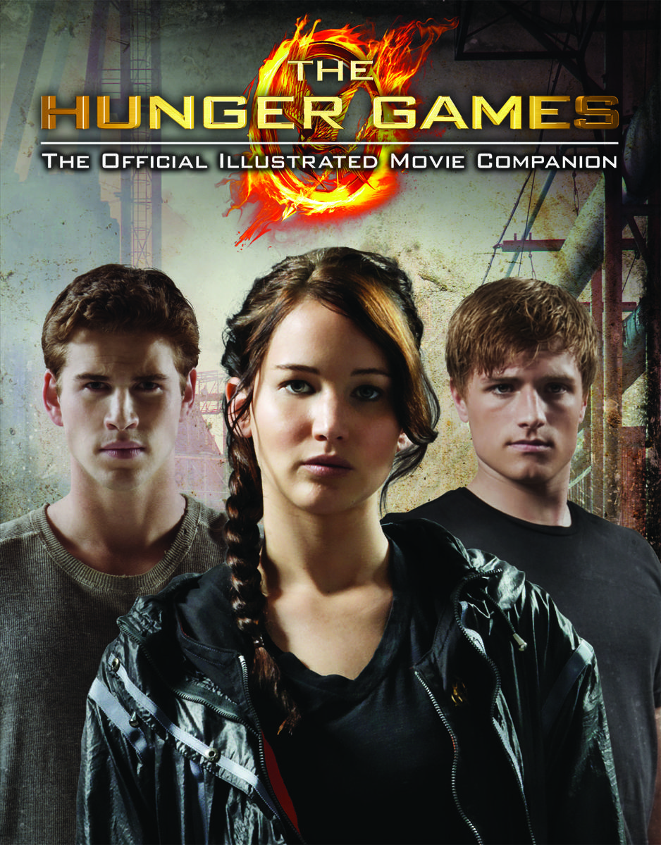 Hunger Games Fans Will Eat Up Tie In Books Here Now
