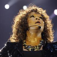 Singer Whitney Houston, performing in London in 2010. (AP)