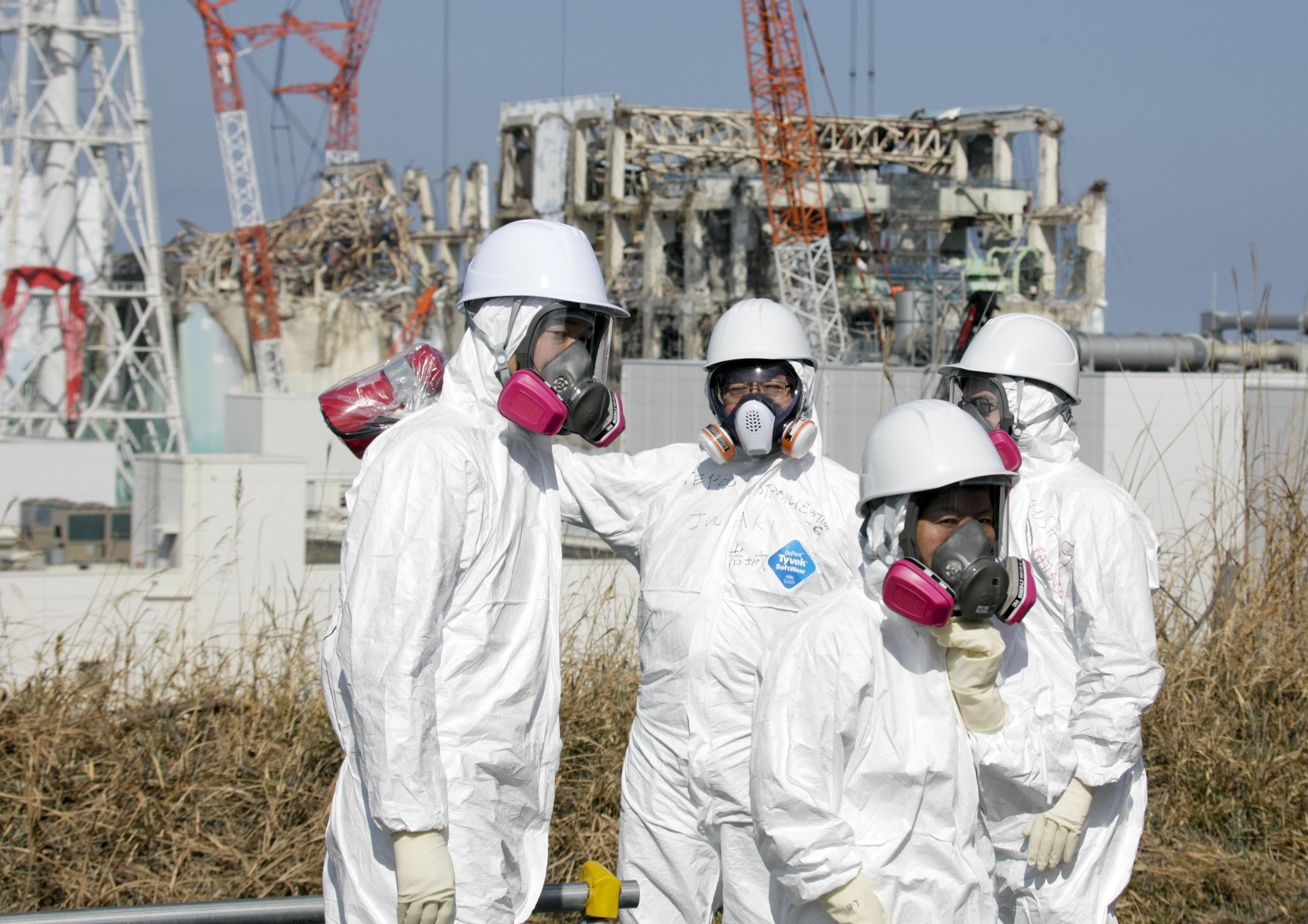 Inside The Crippled Fukushima Power Plant, One Year Later | Here & Now