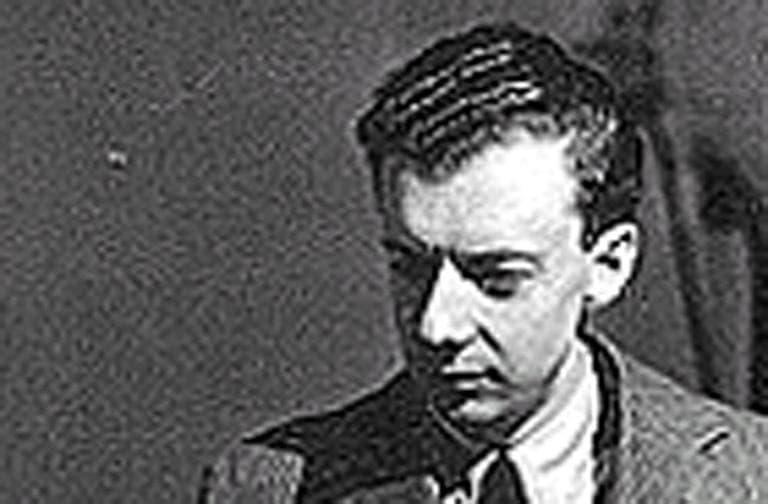 Benjamin Britten in 1941. (Britten-Pears Foundation)