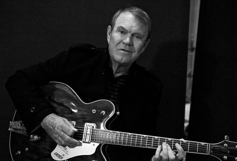 Musician Glen Campbell. (Courtesy Glencampbellmusic.com)