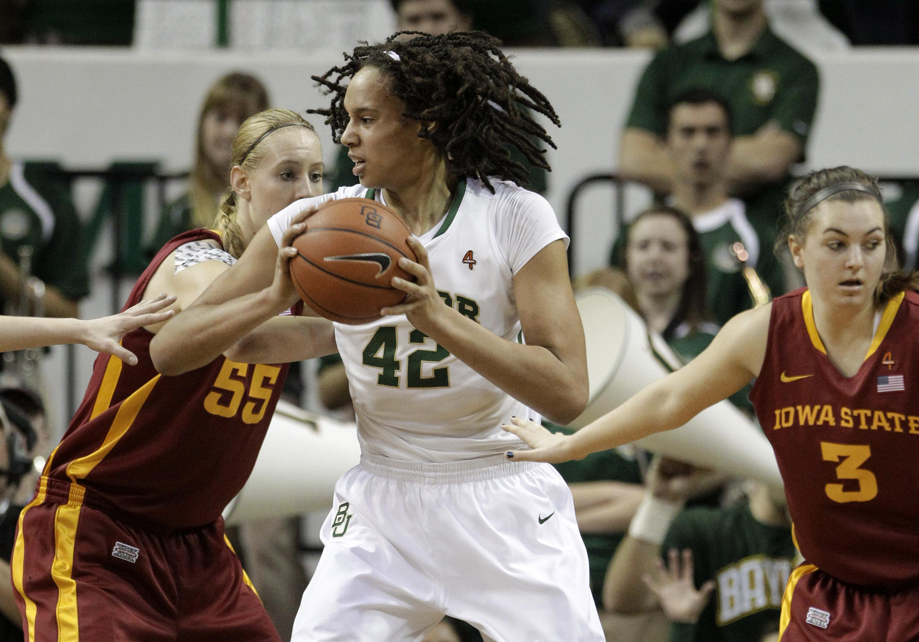 Tall Task: UCSB Vs. Baylor Women's Basketball | Only A Game