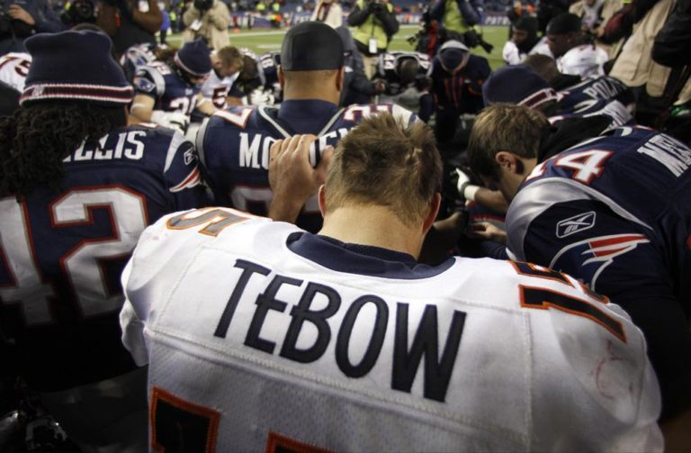 sports shoes e0c8c a17a1 Tebow Would Have Brought A Story To Mass. | WBUR News