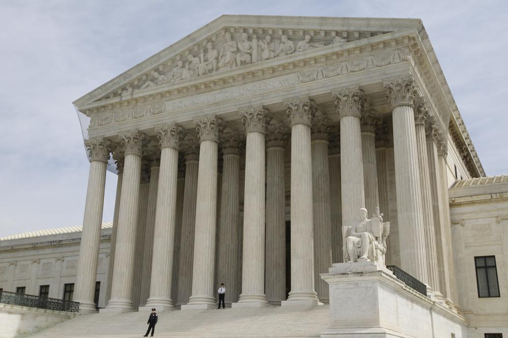 The Supreme Court's decisions draw on legal and moral arguments. (AP)