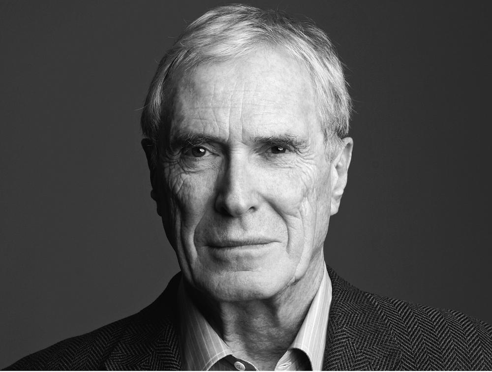 Author Mark Strand. (Photo: Timothy Greenfield-Sanders)