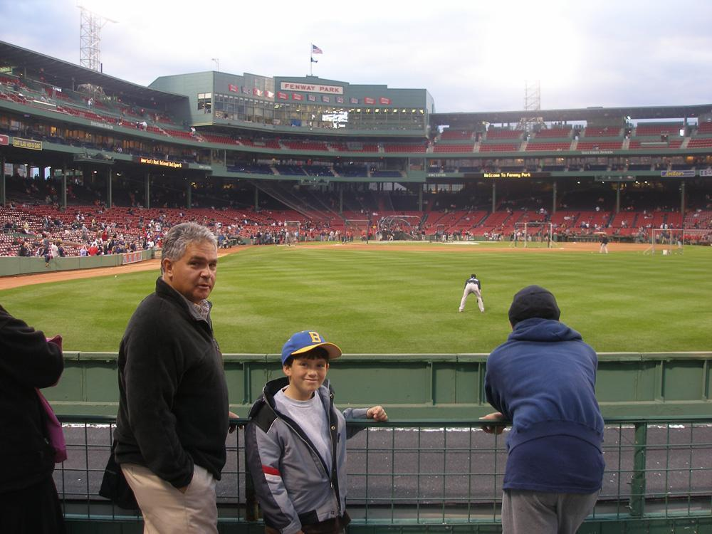 After The Steroid Scandal, Father And Son Learn To Love Baseball