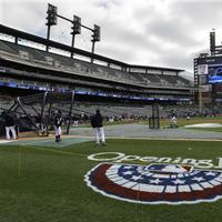 The Red Sox will face the Detroit Tigers in Michigan on Thursday. (AP)