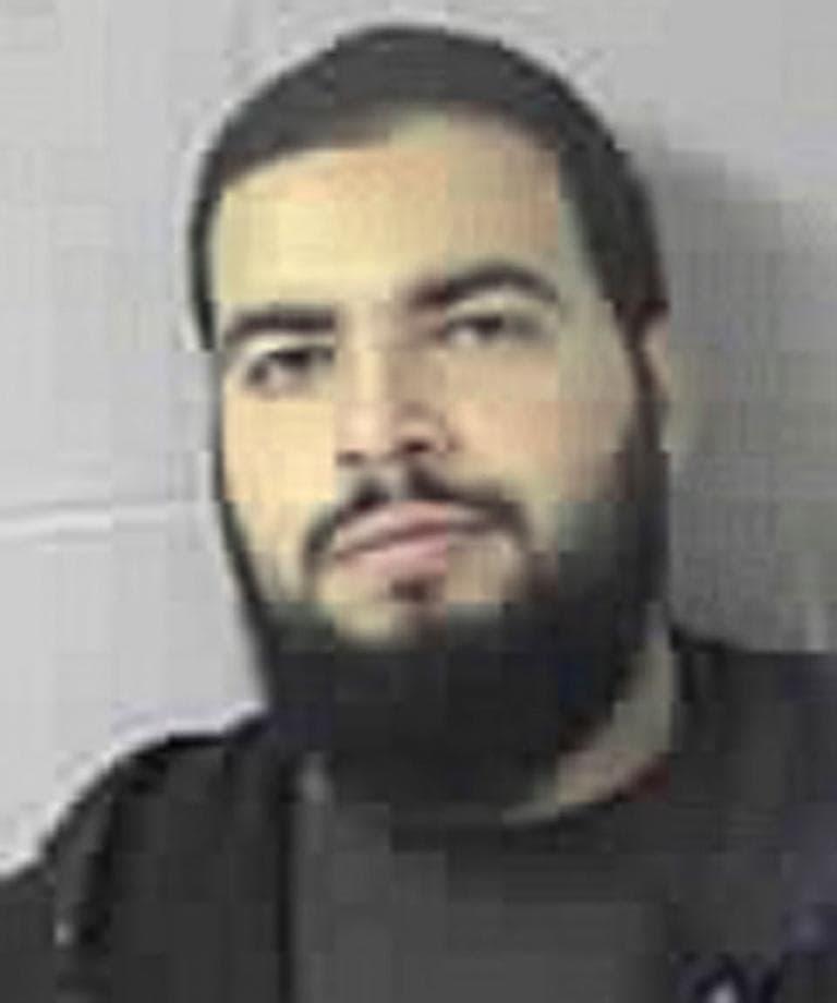 The Oct. 21, 2009, file booking photo of Tarek Mehanna (AP/Sudbury Police Department, File)