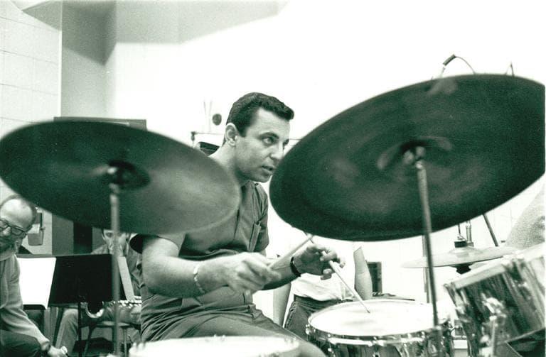 Drummer Hal Blaine. (Courtesy Hal Blaine)