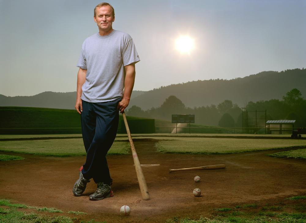 John Grisham has written more than 20 novels, but Calico Joe is his first about baseball. (Photo courtesy of Doubleday)