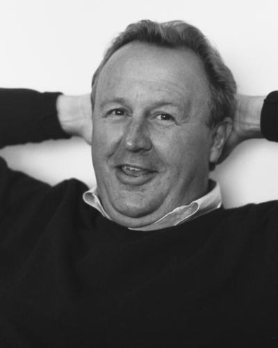 Poet and art critic Bill Corbett (Courtesy of Nicholas Altenbernd)