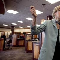 Democrat candidate for the U.S. Senate Elizabeth Warren responds to questions from reporters on her Native American heritage during a news conference at Liberty Bay Credit Union headquarters, in Braintree, Mass. in May. (AP Photo/Steven Senne)