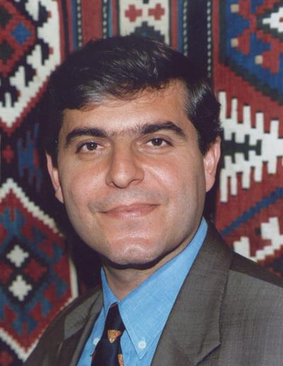 Author Fawaz Gerges. (Courtesy Fawaz Gerges)