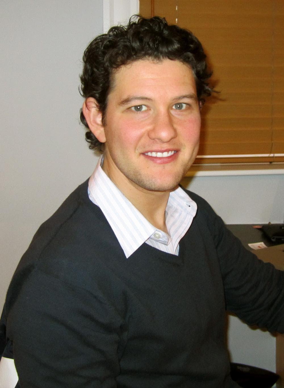 Dr. Matthew Krouner (Courtesy of MK)