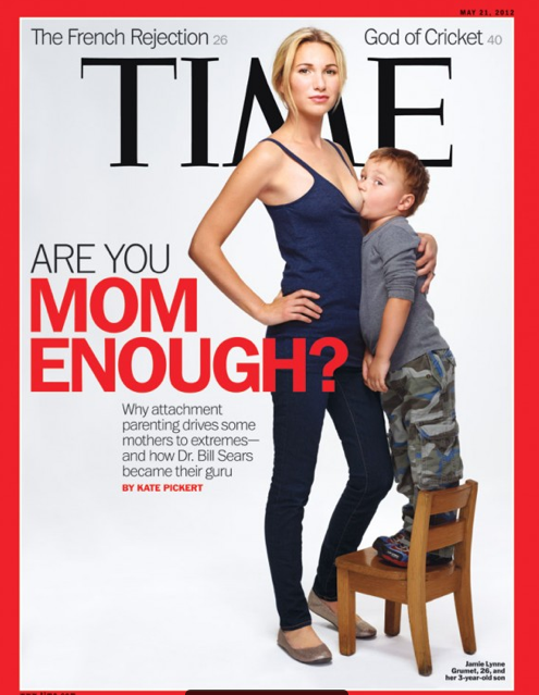 Time on attachment parenting: Has it gone too far?