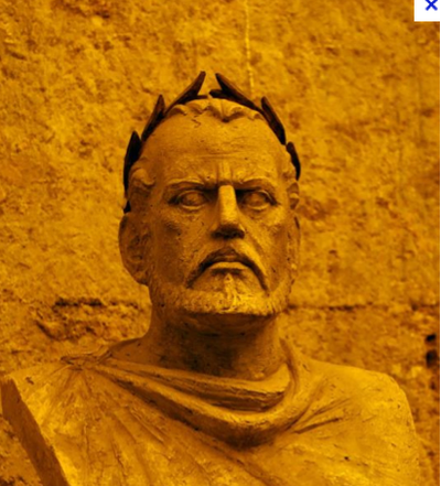 The emperor Diocletian (fmschmitt.com)