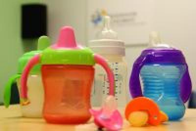 A new source of parental anxiety: pacifiers, bottles and sippy cups (Nationwide Children's Hospital)