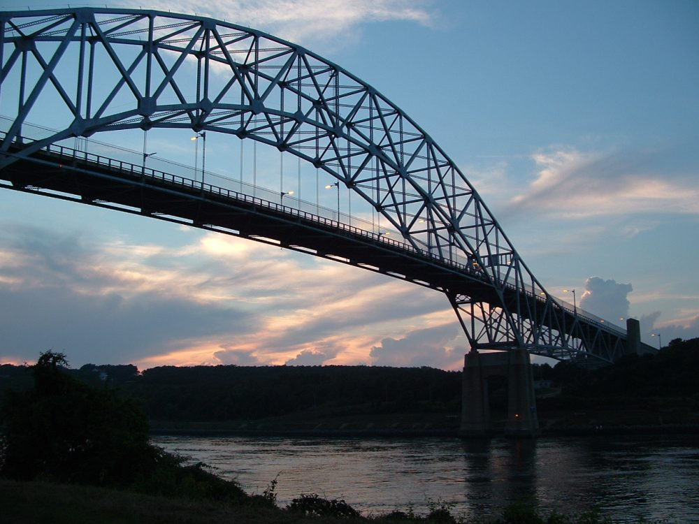 The Sagamore Bridge (Cape Cod Cyclist/Flickr)