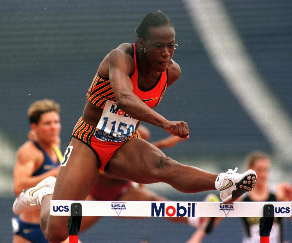 Jackie Joyner-Kersee is one of the most accomplished female athletes ever, and she is thankful Title IX gave her the opportunity to shine. (AP)