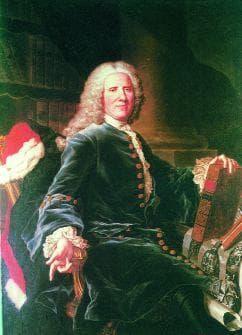 Dr. Francois Gigot de la Peyronie 1678-1747 (Wikimedia Commons)