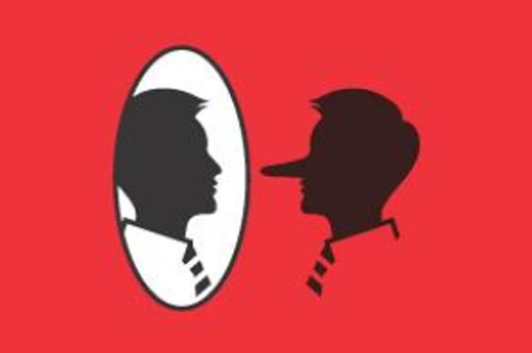 The Honest Truth About Dishonesty: How We Lie to Everyone---Especially Ourselves (cover photo)
