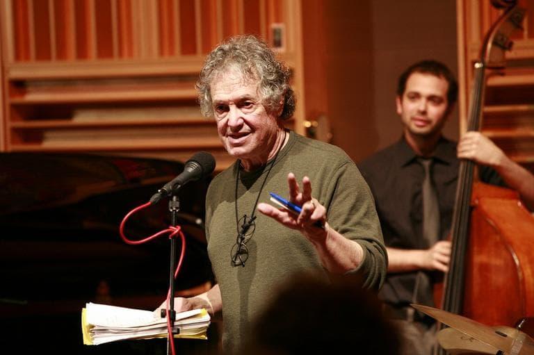 WGBH host Steve Schwartz (wgbheventphotos/flickr)