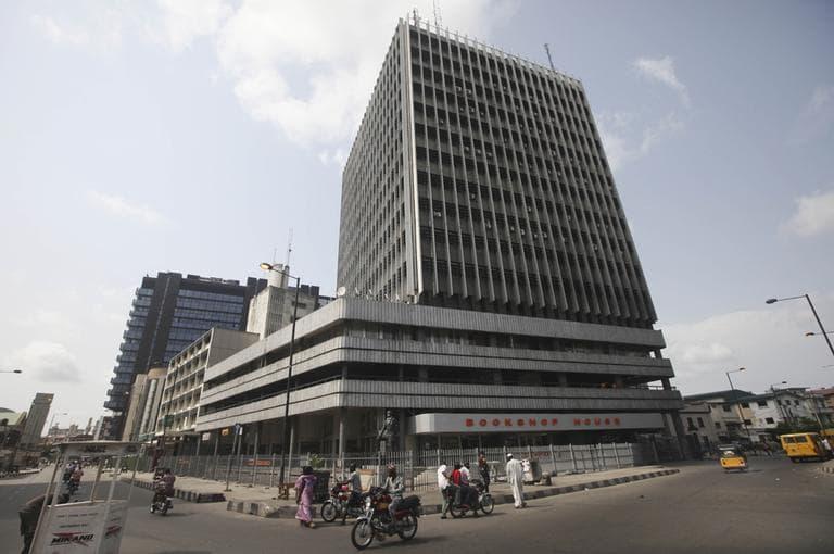 Downtown Lagos, Nigeria. (AP)