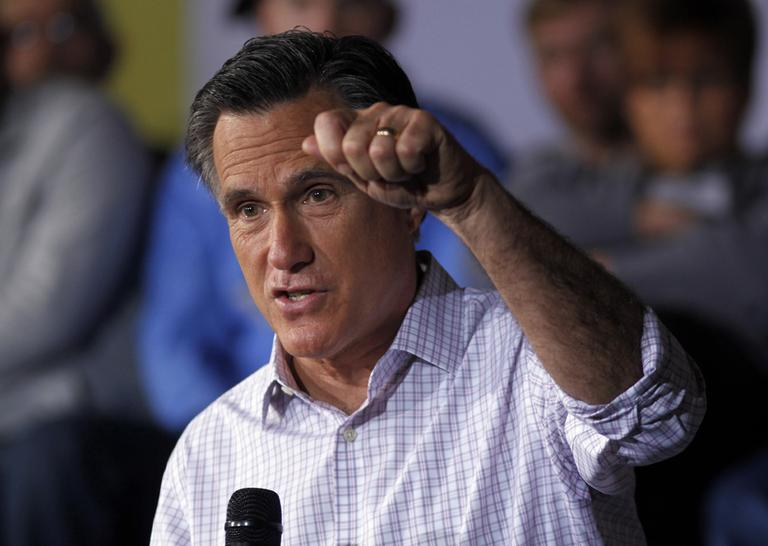 More questions are being asked about Republican presidential hopeful Mitt Romney's record at Bain Capital. (AP)