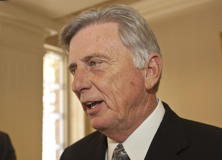 Arkansas Gov. Mike Beebe is unsure of whether his state will take part in the Medicaid expansion. (AP)