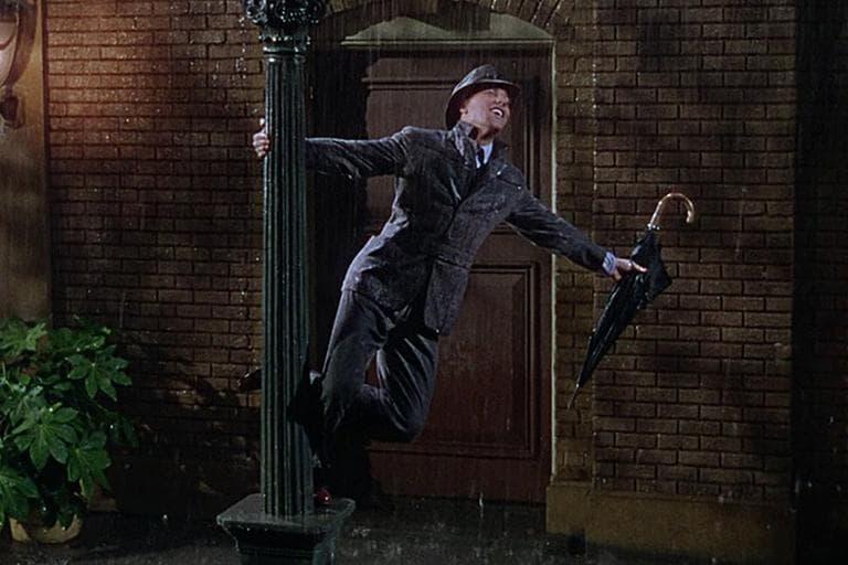 Singin' In The Rain. (Universal Studios)