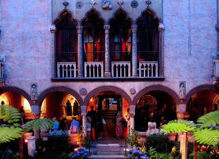 The Isabella Stewart Gardner Museum (M.V. Jantzen/Flickr)
