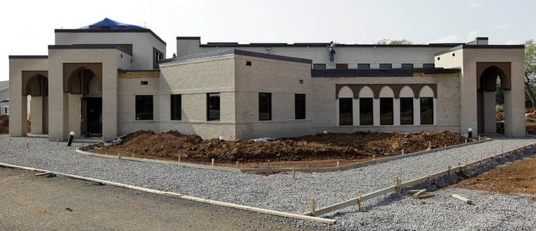 The Islamic Center of Murfreesboro in Murfreesboro, Tenn. (AP)