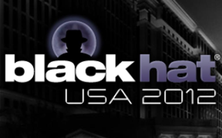 "The ""black hat"" cyber-security conference is going on this week in Las Vegas. (AP)"