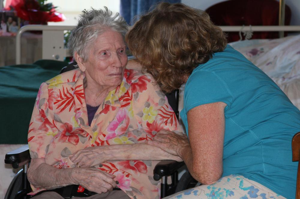 New research offers a bit of hope for Alzheimer's patients. (Tim & Selena Middleton/flickr)