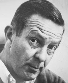Writer John Cheever.
