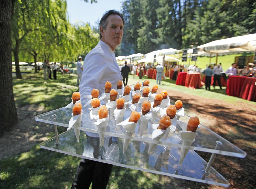 Master chef Thomas Keller, pictured, has said above all else, he cares about cooking great food. But in today's world, is that the wrong recipe? (AP Photo)