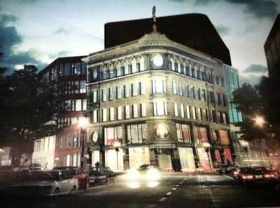 Design photo of the future Ferdinand Building (Courtesy)