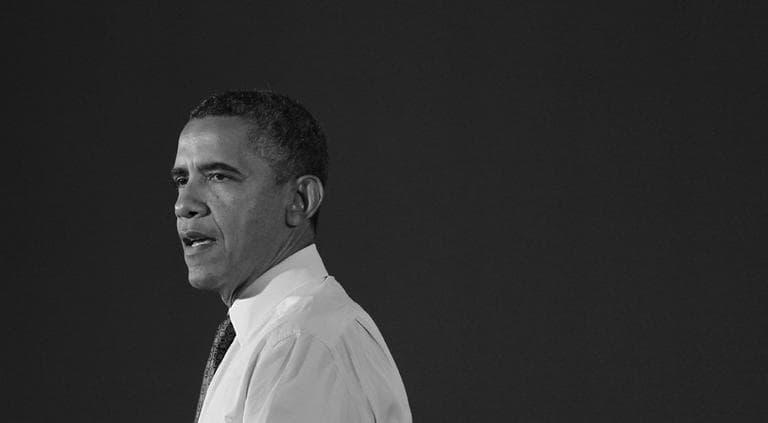 President Obama in Ohio in 2012 (AP)