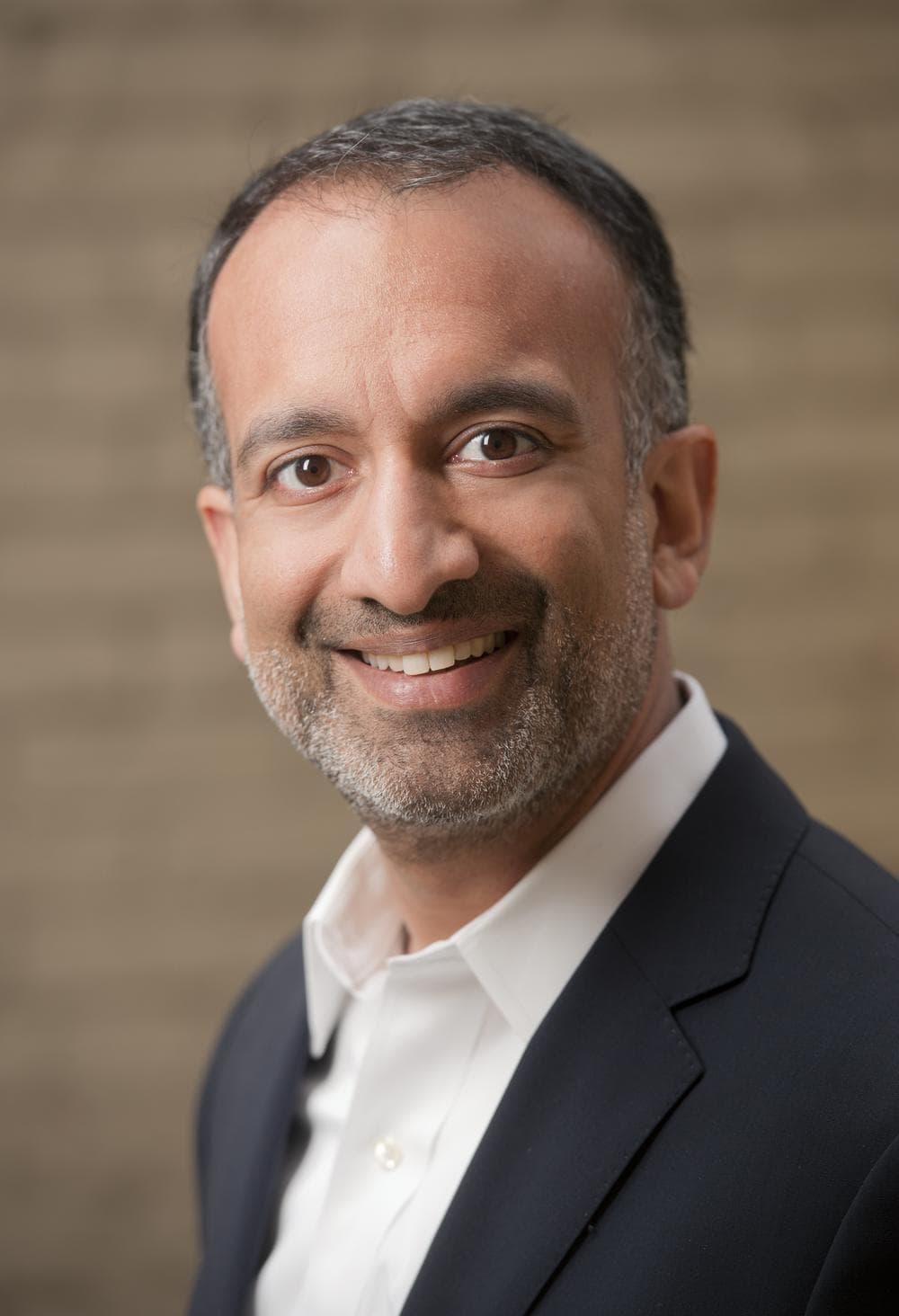 Rajiv Chandrasekaran in Washington, DC. (Photo by Bill O'Leary/The Washington Post)