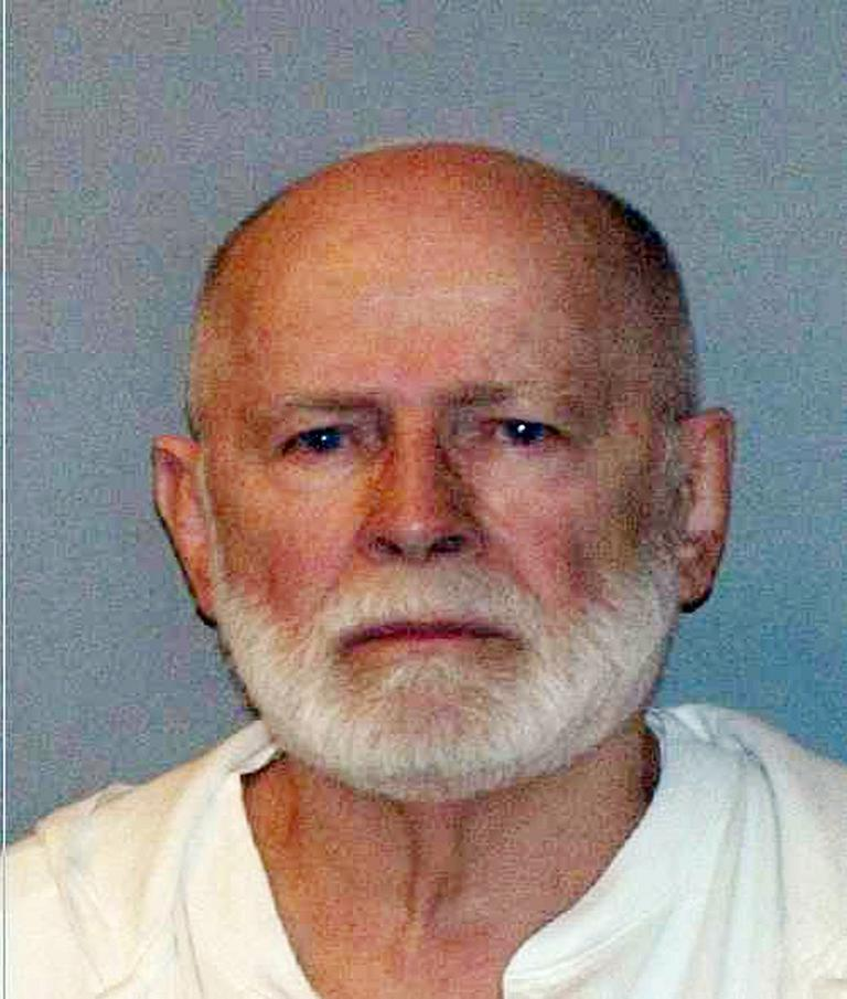 """James """"Whitey"""" Bulger, in a June 23, 2011, booking photo (AP)"""