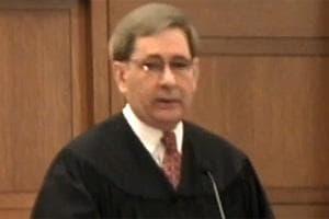 U.S. District Court Judge Richard Stearns (Video screenshot)