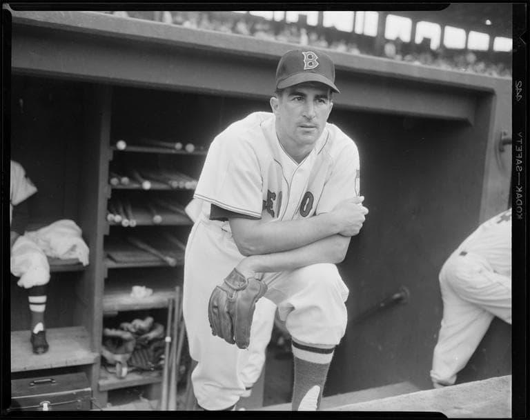 Johnny Pesky, in 1951 (Boston Public Library/Flickr)