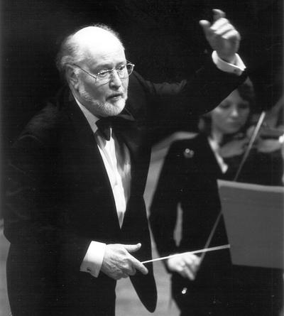 John Williams (Courtesy Stu Rosner via BSO)