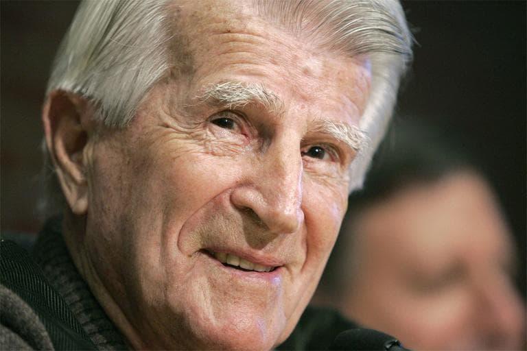 Johnny Pesky, in 2008 (AP)