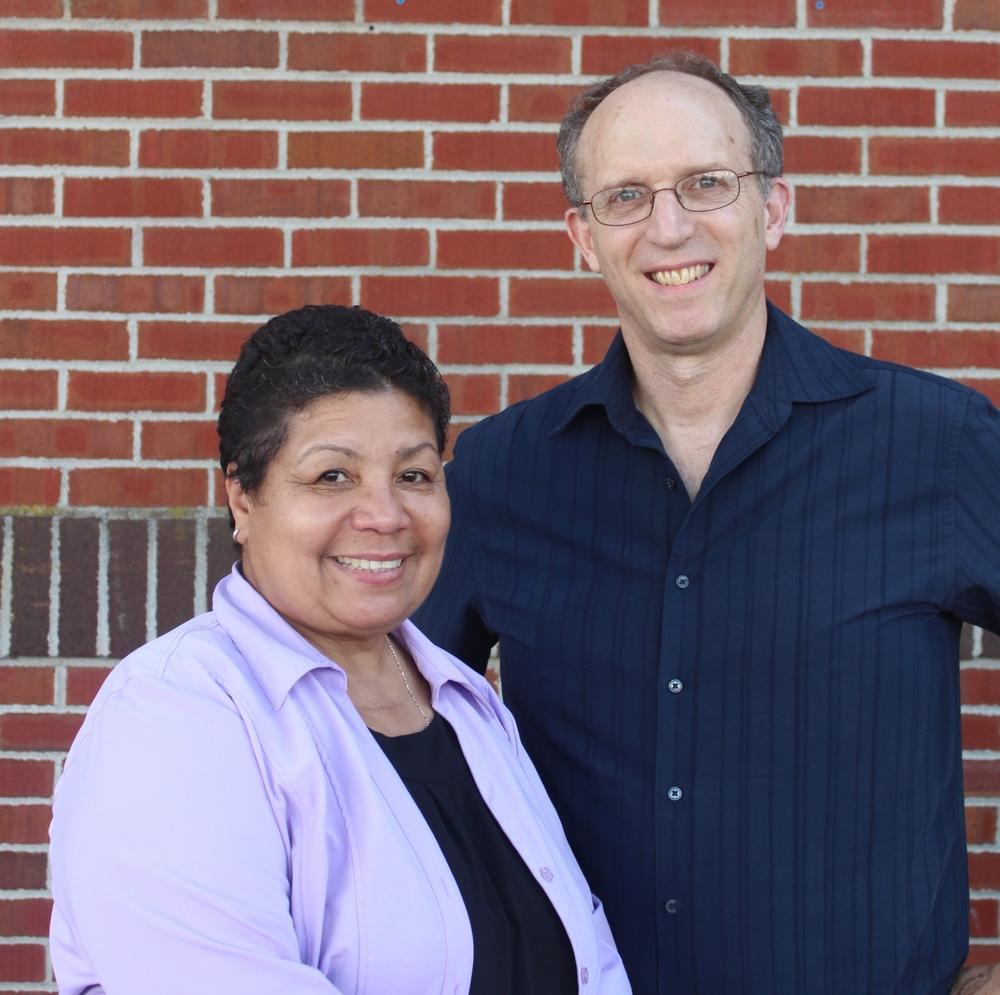 Authors Luz Santana and Dan Rothstein. (Courtesy: Right Question Institute)