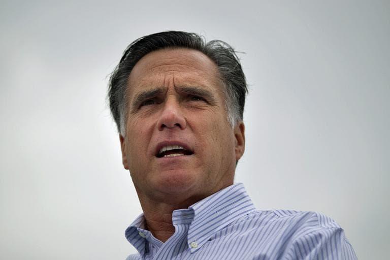 Republican presidential candidate, former Massachusetts Gov. Mitt Romney. (AP)