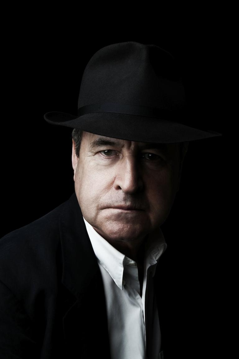 Author John Banville, AKA Benjamin Black. (Photo by Barry McCall.)